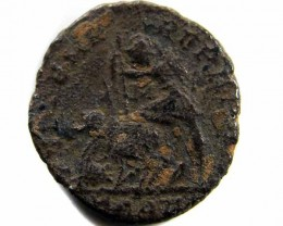 VALUE ANCIENT ROMAN COIN TO START COLLECTION  CO 503