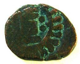 ANCIENT MEDEIVAL GHAZNAVID BAHRAM 115-57 AD        OP 544