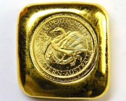 Gold Bullion Bars - 1 Ounce