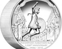 Pheidippidis' Marathon Run 2,500th Anniversary 490BC-2010