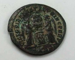 OLD ROMAN COIN 260 AD CONSTANTINUS   OP21