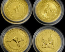 TREASURES OF AUSTRALIA GOLD SERIES 2 -100  (TAGC)