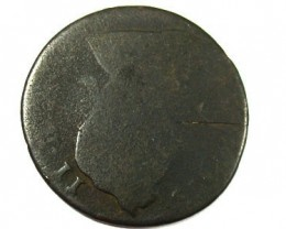 WELL WORN COIN 1770    OP 140