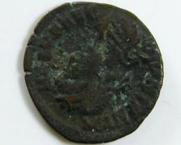 BRONZE COIN 3-4TH CENTURY  ROMAN COIN  AC 627