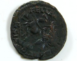 BRONZE COIN 3-4TH CENTURY  ROMAN COIN  AC 628