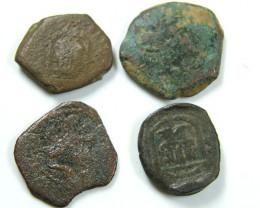Parcel Spanish  Maravedis Cob 16 th Cent   Philip II, AC 637