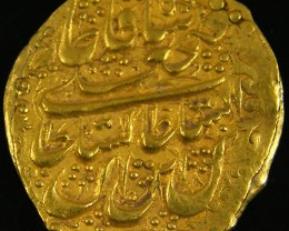 ANCIENT PERSIAN GOLD TOMAN COIN 1212-1250 AH. APC10