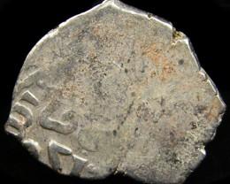 ANCIENT  PERSIAN SILVER  MAMLUK BAYBARS  DIRHAM 715- APC37