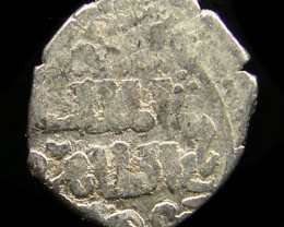 ANCIENT  ARAB SILVER  MAMLUK BAYBARS  DIRHAM 715- APC40