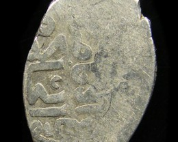 ANCIENT  ARAB SILVER  MAMLUK BAYBARS  DIRHAM 715- APC41