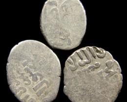 ANCIENT  PERSIAN SILVER  MAMLUK BAYBARS  DIRHAM CAIRO  APC47
