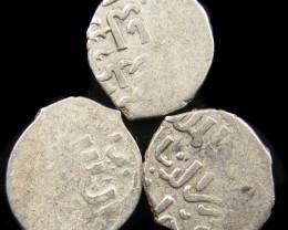 ANCIENT  PERSIAN SILVER  MAMLUK BAYBARS  DIRHAM CAIRO  APC52