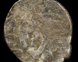 MEDIEVAL ISLAMIS SILVER  DIRHAM  13-14TH CEN COIN J 769
