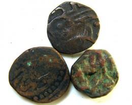 GUJURAT SULTANS    AD  700-750        OP 7143