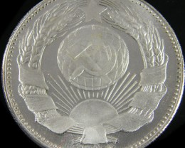 SILVER PROOF MEDAL P. TOGLITTI RUSSIA   CO 756