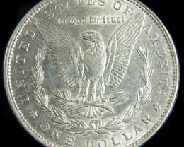 1885 MORGAN DOLLAR SILVER COIN   CO 778