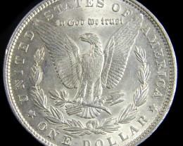 1889 MORGAN DOLLAR SILVER COIN   CO 781