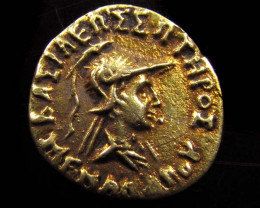 ANCIENT ROMAN GOLD COIN REPO  J 786