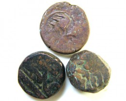 GUJURAT SULTANS    AD  700-750        OP 745