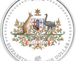Australian Commonwealth Coat of Arms 1oz Silver Proof Coin