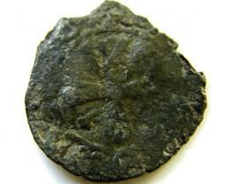Roman Senate circa XIII - XIV century AD Billon Coin  AC83