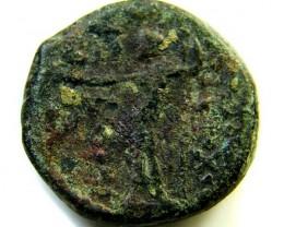 Alexander Jannaeus Bronze Lepton  CODE AC 102