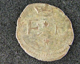 SAVOY EMANUELE FILIBERTO IRON 1553- 80 AD   OP 910