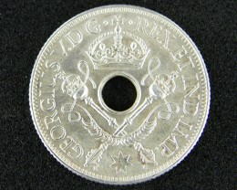 PAPUA NEW GUINEA  ONE SHILLING 1936              OP941