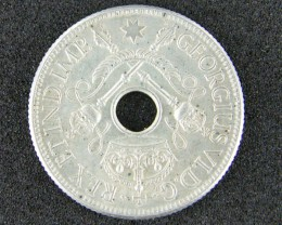 PAPUA NEW GUINEA   ,1938 ONE  SHILLING  OP 990