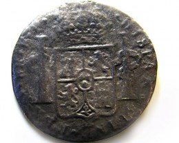 PIECE OF EIGHT CARLOS 111  COIN    1780-1783   OP 919