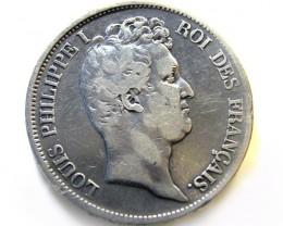 5 FRANCS FRANCE 1831    OP 963