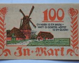 GERMANY NOTGELD 1 Mark 1921