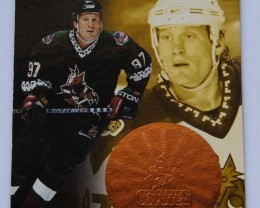 1997 Pinnacle Mint Bronze Hockey Cards Jeremy Roenick