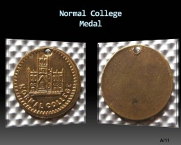 Normal College Medal