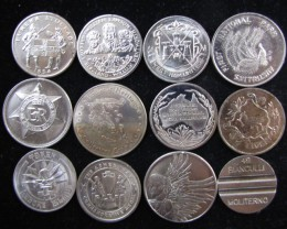 Tokens & Medallions