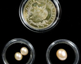 TREASURES OF THE OCEANS, PEARL SERIES 15-100 (TPS)