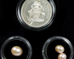 TREASURES OF THE OCEANS, PEARL SERIES 14-100 (TPS)