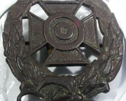 WW11 Machine Gun badge   AGR1367