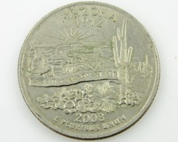 United States. Arizona Quarter 1 CO 2029