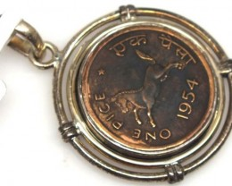 COLLECTABLE COIN PENDANT JEWELRY 45 CTS TBC-18