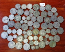 Half Kilo  POST1946 silver coins Co2078