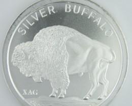 1 oz .999 silver coin - 2015 XAG Buffalo