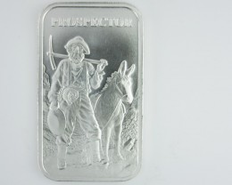 Silver Bullion Bars - 1 Ounce