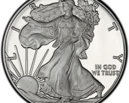 2010 American Eagle  Silver Coin 99.9 pure silver