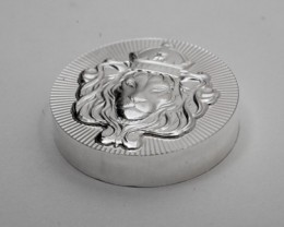 100 Grams Scottsdale round stacker .999 pure silver