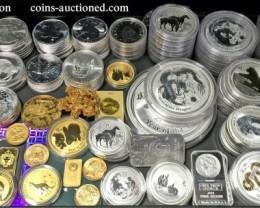 No Reserve Coins
