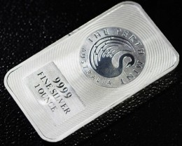 Kangaroo bar  Australian Silver bullion coin 9999% pure silver