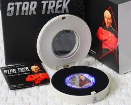 Star Trek: The Next Generation - Captain Jean-Luc Picard 2015 1oz Silver Pr