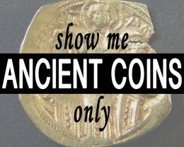 Ancient World  Coins