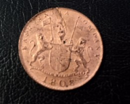 shipwrech coin admiral 1808          co 700